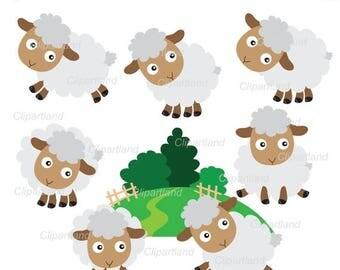"""Résultat de recherche d'images pour """"clipart jpaques agneaux"""""""