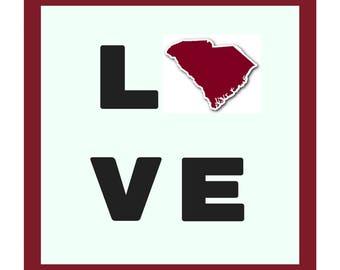 South Carolina Love