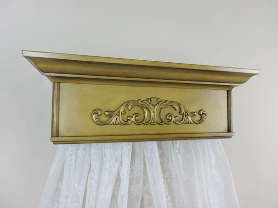 Bed Crown Canopy Crib Crown Nursery Design Wall Decor