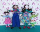 Doll Family for Anne