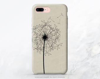iPhone 7 Case Dandelion iPhone 7 Plus Case iPhone SE Case iPhone 6 Case iPhone 5S Case iPhone Case Samsung S8 Plus Case Galaxy S8 Case I45