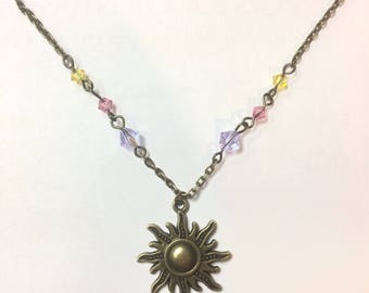 The Lost Princess Necklace