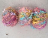 Unicorn Horn - Fuzzy Sparkly Yarn