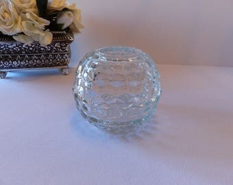 Indiana Glass Whitehall Candle Votive