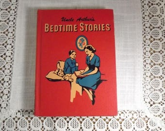 1950 Uncle Arthur's Bedtime Stories: Volume Five by Arthur S. Maxwell, Interesting Index of Lessons