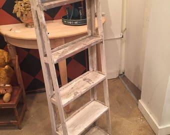 Antique Shelf Stand