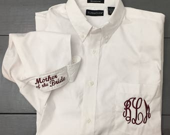 Mother of the Bride/Groom Shirt