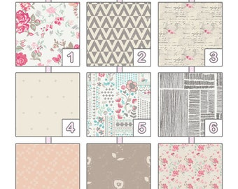 Changing Pad Cover ... { Capsules Le Vintage Chic } AGF Studio