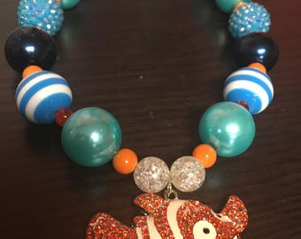 Nemo Bubblegum Necklace