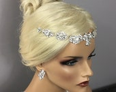 Rhinestone headpiece