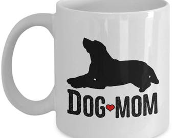 Dog Mom Mother's Day Gift Animal Lover Lab Mug Rescue Love Coffee Cup