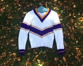 Cheerleader Sweater, 50's, Mint Condition