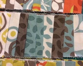 Moda Fabric Strip Roll
