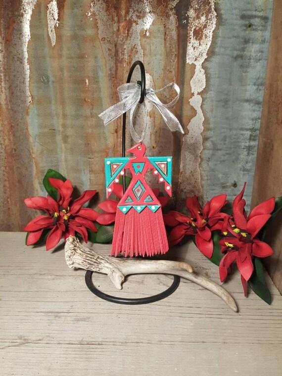 Thunderbird Christmas Ornament