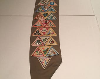 Brownie Scout Sash Kentuckiana / Girl Scout