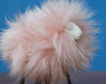 Pink sheep - Arttoy - 4 -