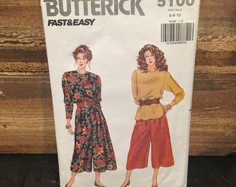 Butterick 5100 size 6-8-10
