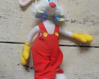 1988 Who Framed Roger Rabbit plush