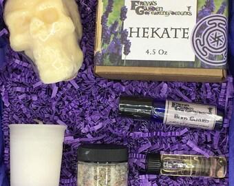 Samhain Box, Witchcraft Kit, Ancestor Spirit Ritual, Witchcraft Box, Spell Kit, Samhain Ritual Kit, Witchcraft Supply, Samhain Kit,  Sabbat