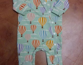 Up and away babygrow size 0-3m