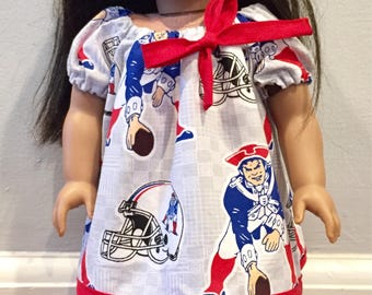 Pat the Patriot Doll Peasant dress