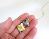 Custom - 2 Charm Necklaces