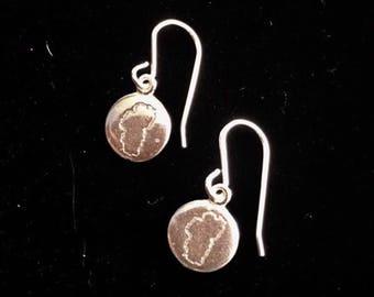 Lake Tahoe earrings