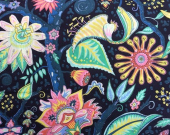 TREE OF EDEN 1.00 Metre by Liberty on Tana Lawn Cotton
