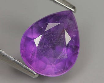 2.19 Ct Natural Brazil Purple AMETHYST
