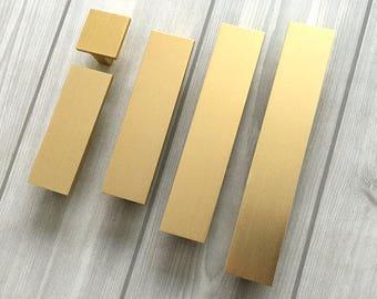 Marvelous Gold Cabinet Pulls | Etsy