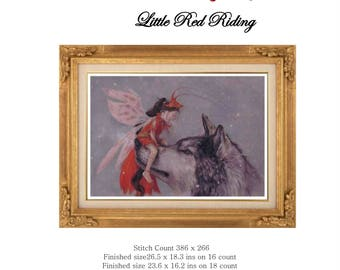 Little red riding PDF chart