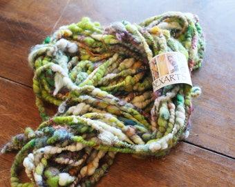 Hand Spun Textured Art Yarn #75