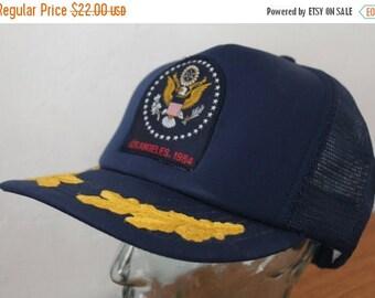 ON SALE Vintage 1984 Los Angeles Hat