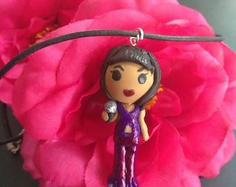 Selena Charm Necklace