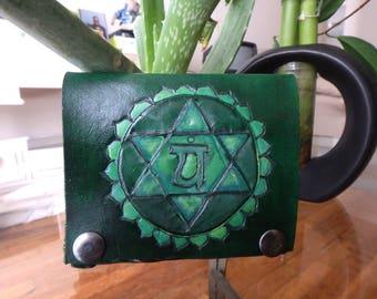 Heart Chakra Wallet