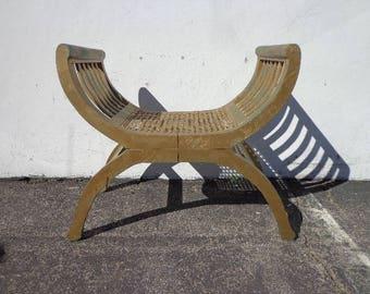Vanity bench   Etsy