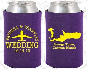 Cayman Islands Wedding Favors, Coolies, Destination Wedding Gift, Cayman Islands Wedding Shower, George town Wedding (196)