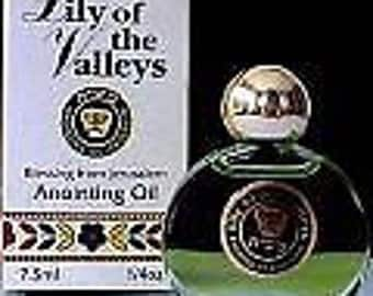 Lily of the Valleys ~ Scented Anointing Oil