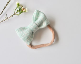 Seafoam Signature Bow