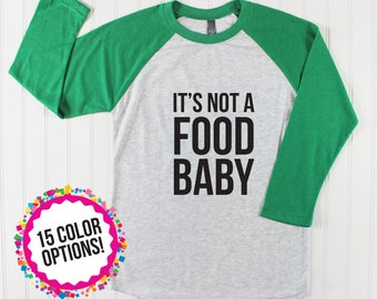 Thanksgiving Pregnancy Announcement Shirt/ Thanksgiving Pregnancy Announcement/ Fall Pregnancy Shirt/It's Not a Food Baby Shirt/ Pregnant