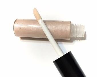 STAR DUST Natural Organic Lip Gloss - Gluten Free Vegan Makeup - Botanical Plant Infused Lip Glaze