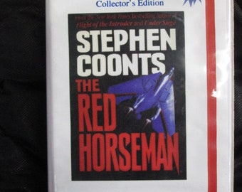 The Red Horseman by Stephen Coonts audio book on cassette