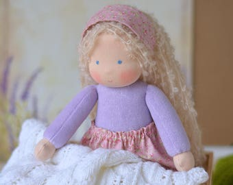 Waldorf doll Ready to ship