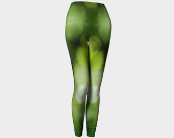 Legging, Green forest
