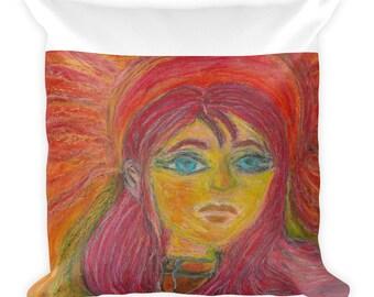 The Imbolc  Pillow