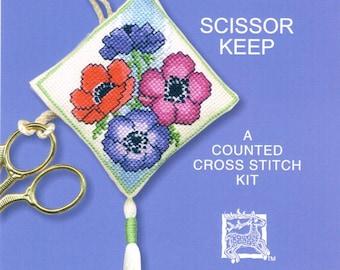 """Kit scissors holder """"anemones"""""""