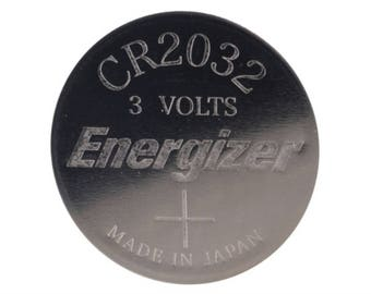 2032 Lithium Battery - Energizer - New In Package