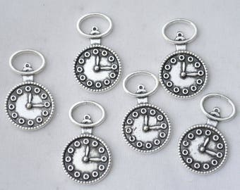 X 2 Tibetan silver pendulum