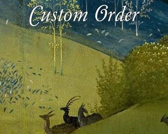 Custom order for Austinsfinestbarbers