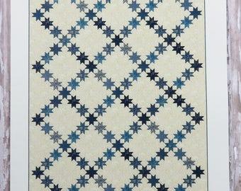 Aurora Quilt Pattern - Edyta Sitar - Laundry Basket Quilts - LBQ-0577-P